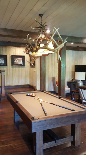Alaska Antler Works Chandelier Reviews - Antler pool table light